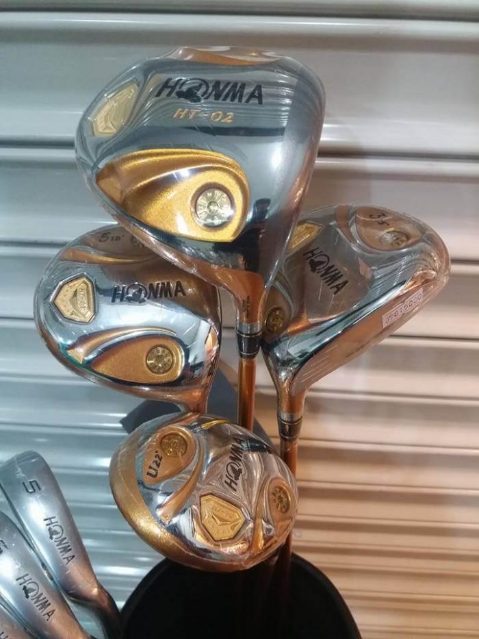 Gậy golf Honma những yếu tố tạo nên đẳng cấp