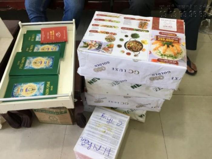 In brochure số lượng lớn tại TPHCM - có giao hàng về tỉnh