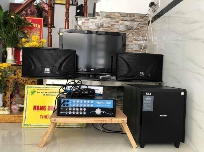 Mua dàn karaoke gia đình nên chọn loại nào? Xem so sánh giá dàn karaoke gia đình từ nhiều cửa hàng điện máy trên MXH MuaBanNhanh
