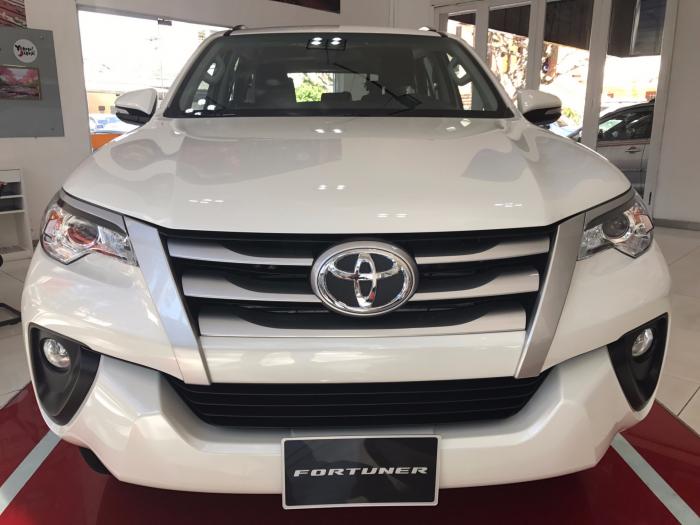Giá xe Fortuner 2018 máy dầu - Xem so sánh giá xe Fortuner 2018 từ nhiều đại lý xe Toyota uy tín trên MXH MuaBanNhanh