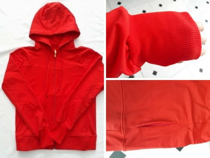 Mẫu áo khoác thành phẩm từ xưởng may gia công áo khoác tại TPHCM