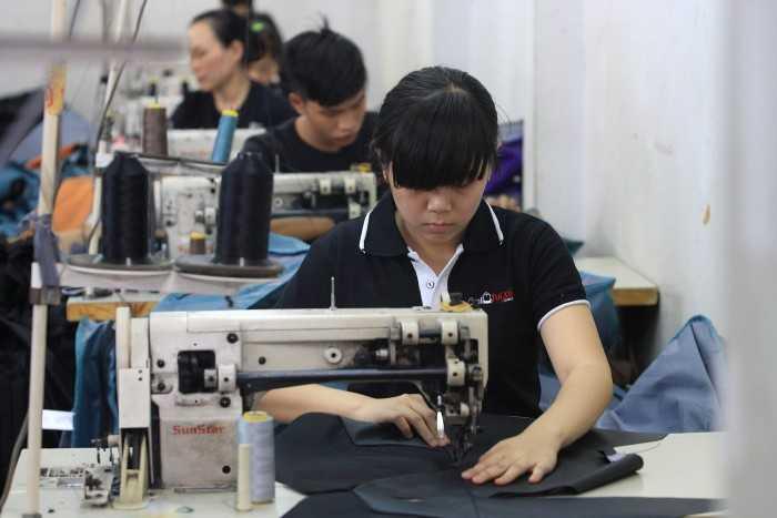 Xưởng may balo túi xách TPHCM