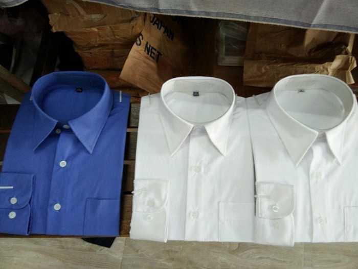 Mẫu áo sơ mi nam công sở - xưởng may áo sơ mi nam công sở tại TPHCM