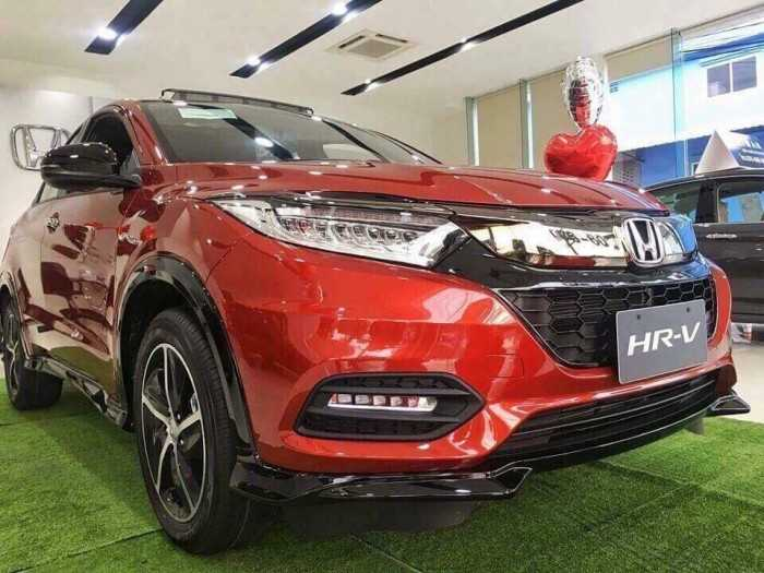 Giá lăn bánh xe ô tô Honda HRV 2018 tại Đồng Nai