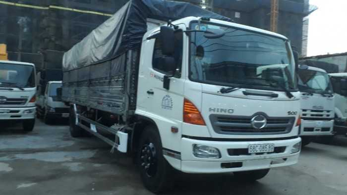 Mua bán xe tải Hino 8 tấn - Xem so sánh giá xe tải Hino 8 tấn từ nhiều đại lý uy tín trên MXH MuaBanNhanh