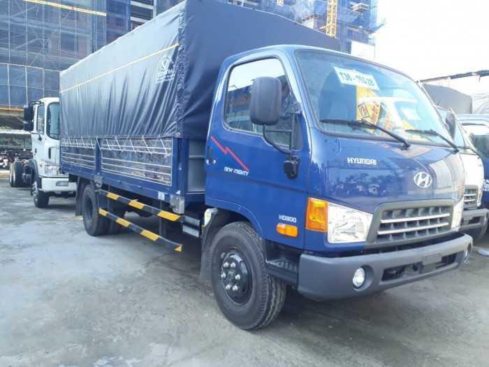 Mua trả góp xe tải Hyundai 8 tấn