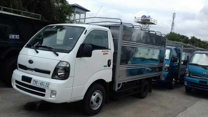 Mua trả góp xe tải Kia k250 tại TPHCM