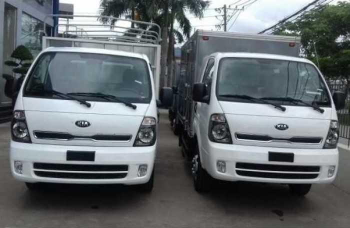 Đánh giá chi tiết xe tải Kia K250 2t4