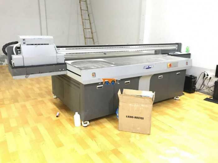Báo giá máy in UV phẳng - Công ty bán máy in phẳng UV giá rẻ TPHCM