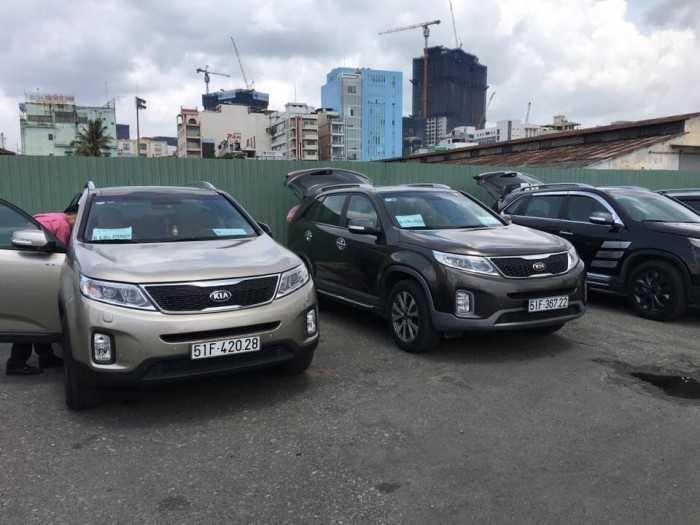 Dịch vụ cho thuê xe tự lái TPHCM