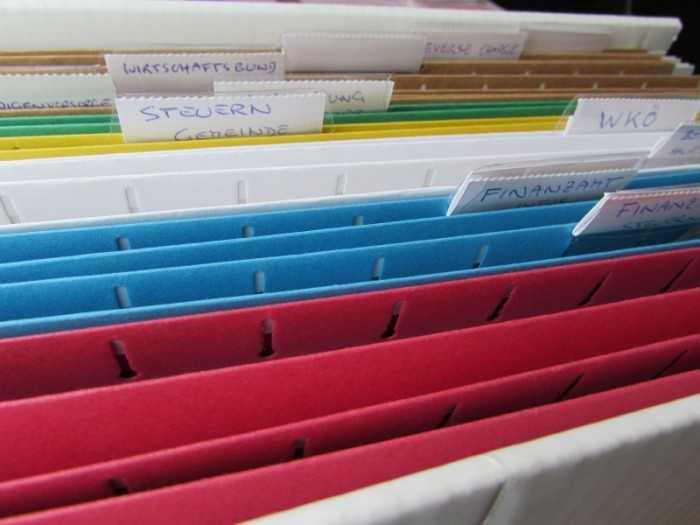 Thành phần hồ sơ cán bộ công chức