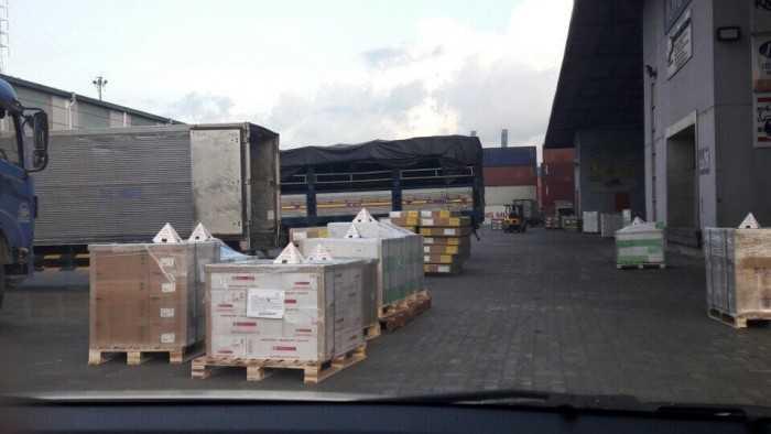 Dịch vụ thông quan hàng hóa - xuất nhập khẩu trọn gói