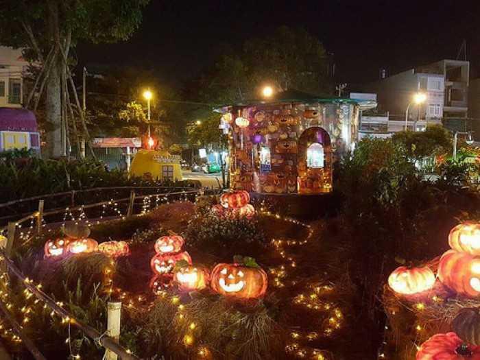 Báo giá thi công trang trí Halloween TPHCM