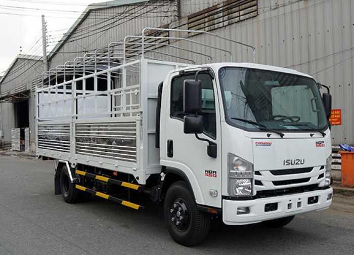 Giá xe tải Isuzu 5.5 tấn bao nhiêu?