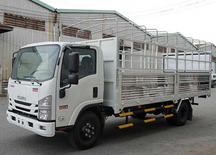 Giá xe tải Isuzu 5.5 tấn