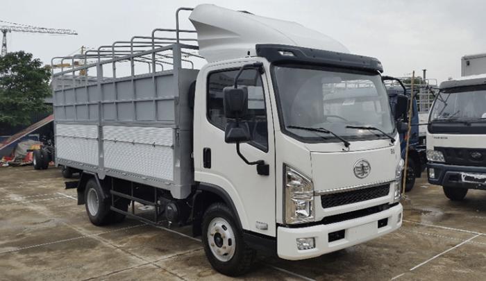 Đánh giá xe tải Faw 7.3 tấn