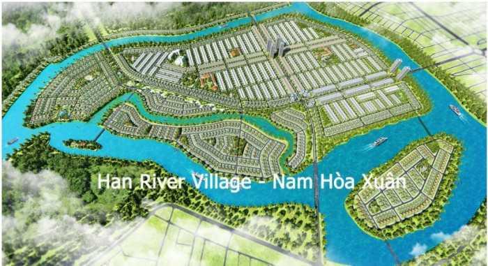 Mua bán đất nền khu đô thị sinh thái Nam Hòa Xuân Đà Nẵng