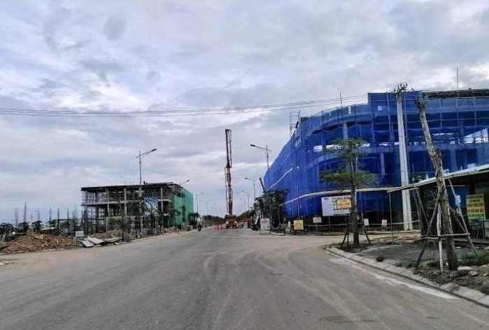 Tiến độ dự án đất nền khu đô thị Nam Hòa Xuân Đà Nẵng