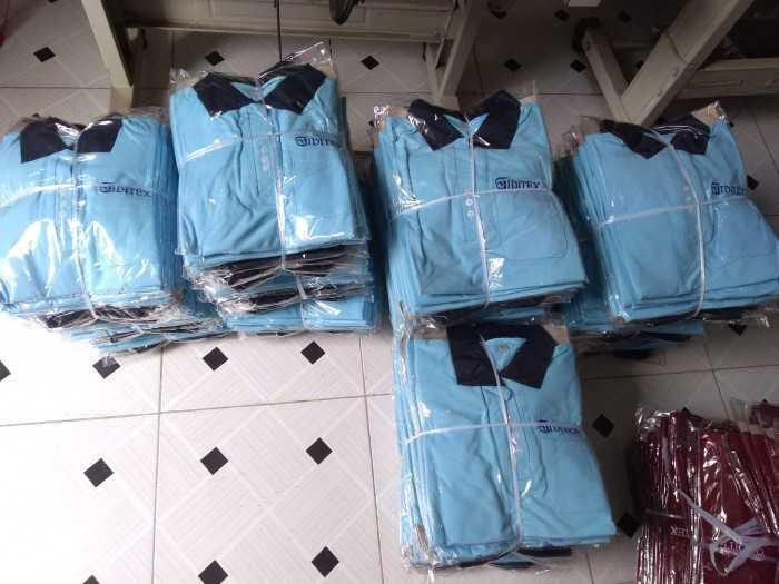 Công ty may áo thun đồng phục số lượng lớn
