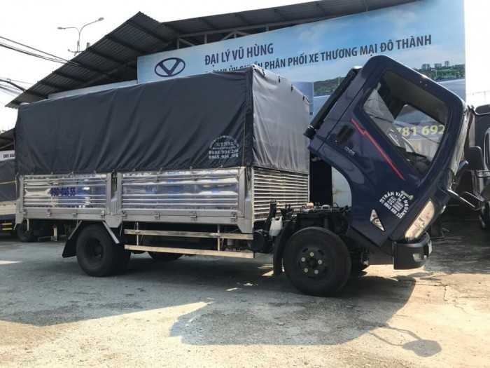Xe tải 2.5 tấn giá bao nhiêu? Xem so sánh giá xe tải 2.5 tấn từ nhiều người bán trên MXH MuaBanNhanh