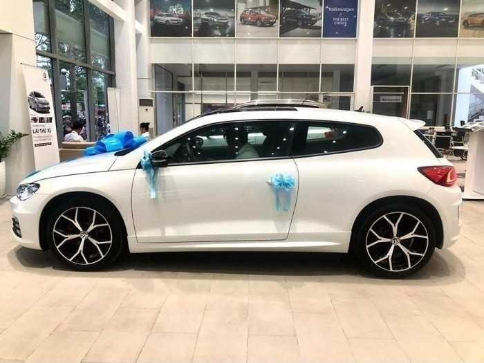 Giá xe Volkswagen Scirocco lăn bánh mới nhất