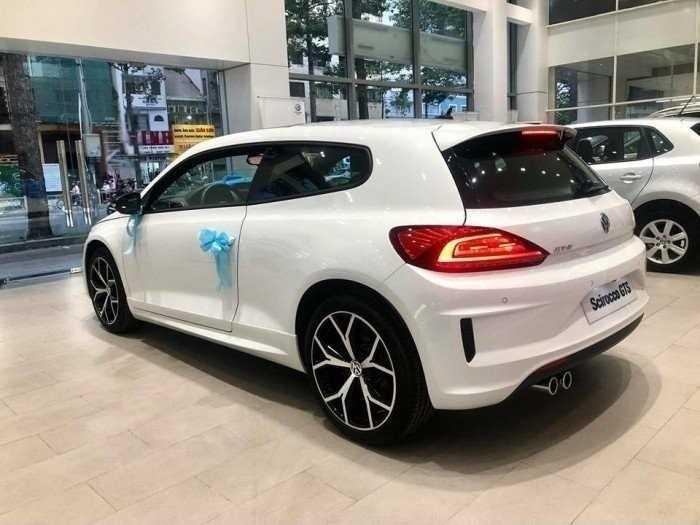 Đánh giá xe Volkswagen Scirocco