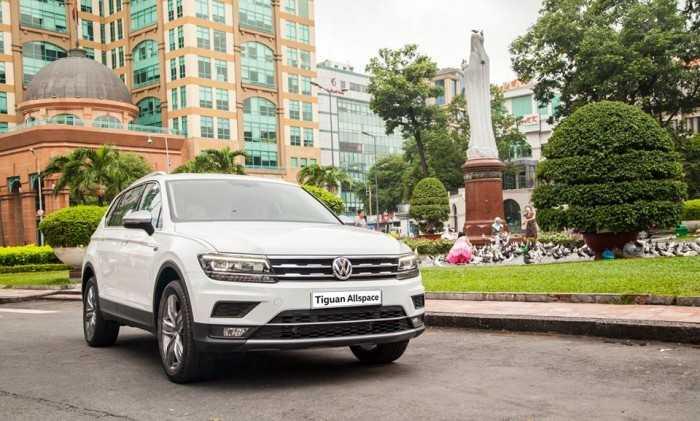 Đánh giá xe Volkswagen Tiguan