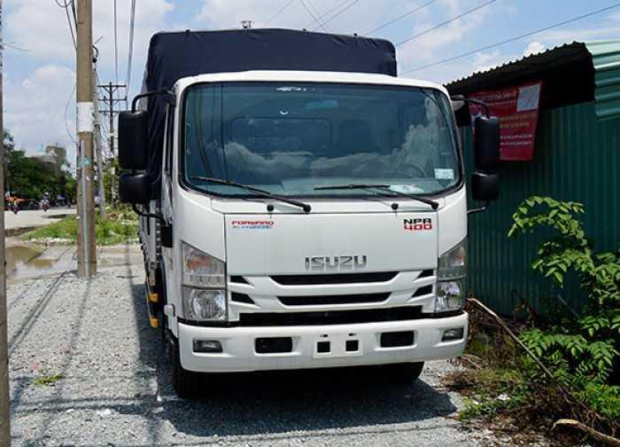 Xe tải 3.5 tấn giá bao nhiêu