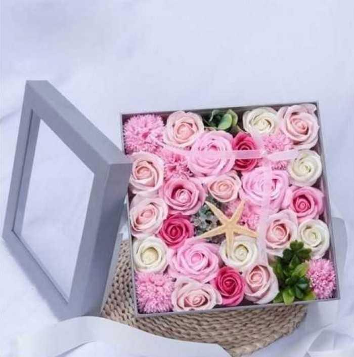 Quà tặng 20/10 ý nghĩa: hoa