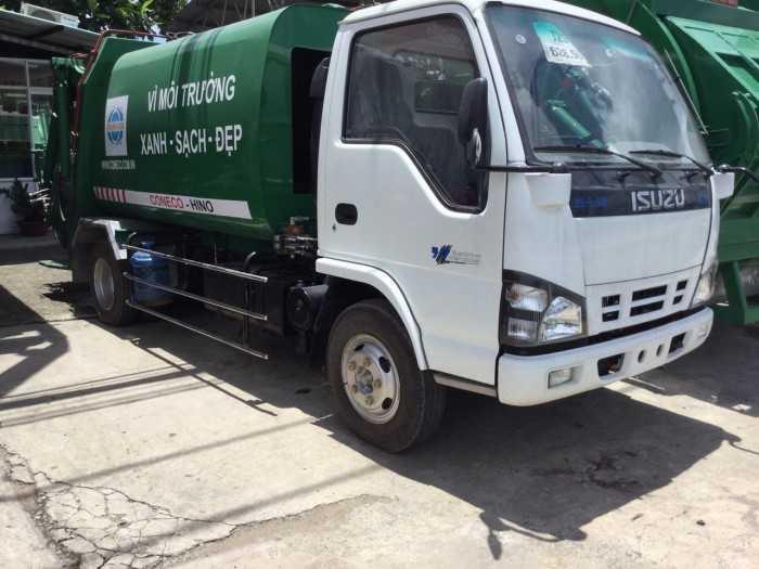 Cẩm nang Mua bán xe ép rác Isuzu - Xem so sánh giá xe ép rác Isuzu trên MXH MuaBanNhanh