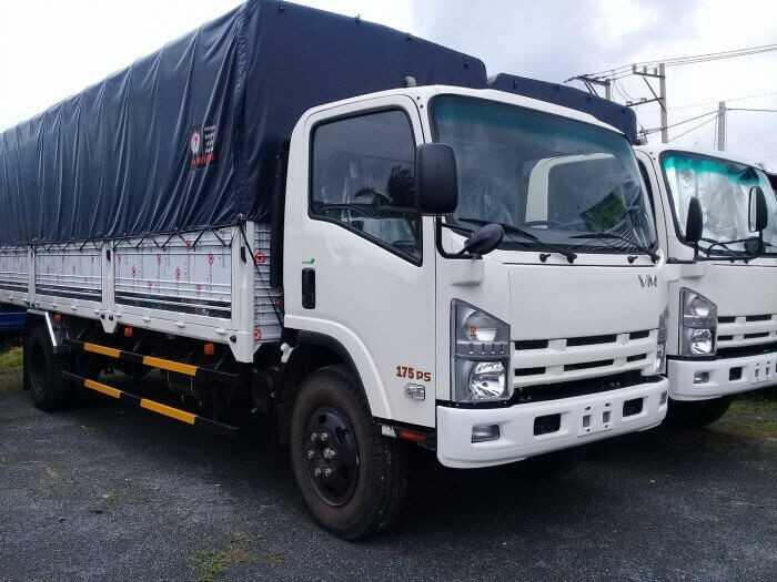 Mua xe tải Isuzu 8.2 tấn trả góp