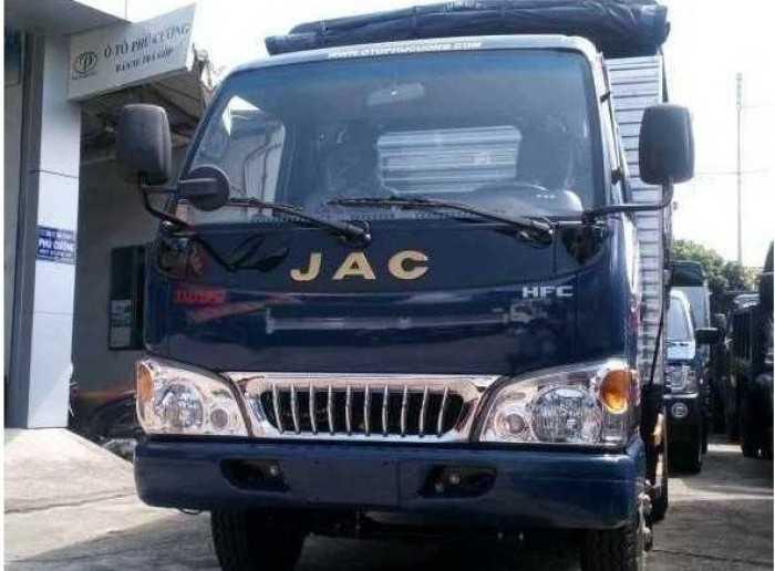 Đánh giá xe tải Jac 2.4 tấn: những trang bị đáng giá, vận hành êm ái, tiết kiệm nhiên liệu