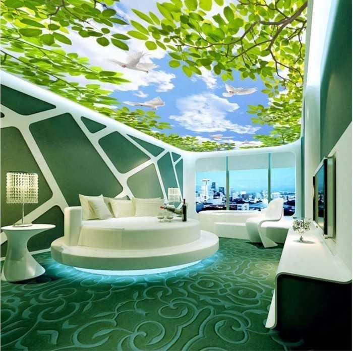 Đánh giá trần xuyên sáng - Xu hướng thiết kế trần nhà đẹp đang được ưa chuộng