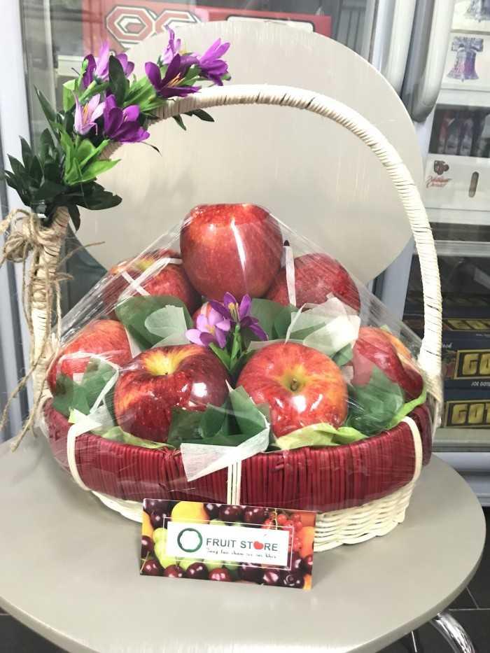 Đặt giỏ trái cây TPHCM - quà tặng vợ ý nghĩa