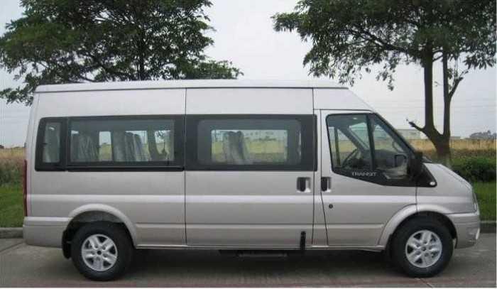 Ford Transit lắp ráp tại Việt Nam bị triệu hồi gần 7000 chiếc vì lỗi cảm biến
