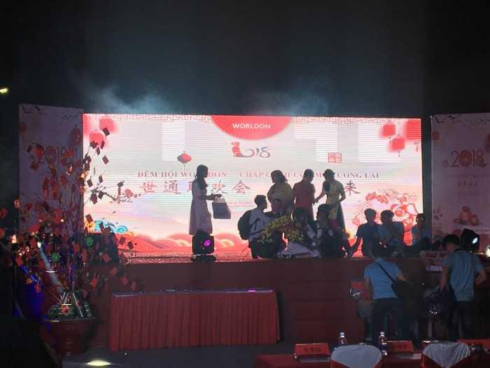 Chi phí lắp đặt màn hình Led sân khấu tiệc tất niên cuối năm - Tư vấn từ cộng đồng nhà cung cấp màn hình Led uy tín TPHCM