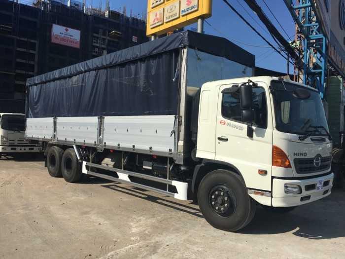Giá xe tải Hino 16 tấn mới nhất - Xem so sánh giá xe tải Hino 16 tấn từ nhiều đại lý uy tín trên MXH MuaBanNhanh