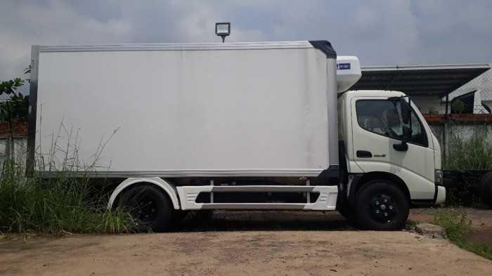 Đánh giá xe tải Hino 4 tấn