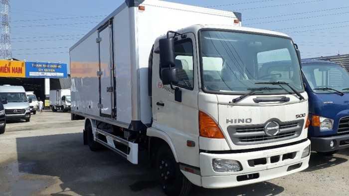 Giá xe tải Hino cập nhất mới nhất 2018