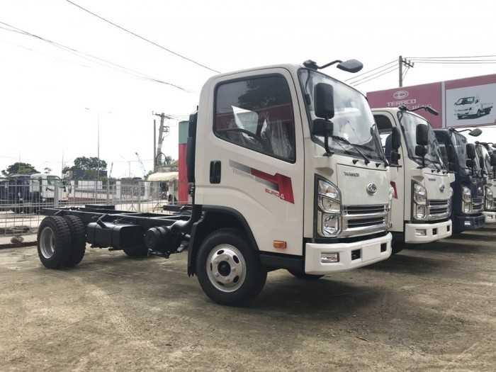 Giá xe tải Deahan Tera cập nhật mới nhất 2018