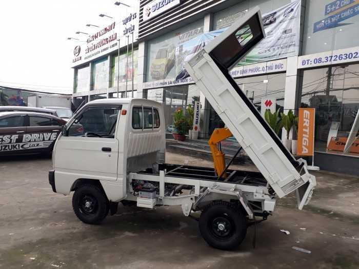Giá xe tải Suzuki cập nhật mới nhất 2018