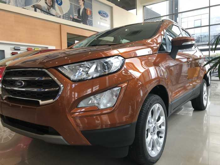 mua xe Ford EcoSport
