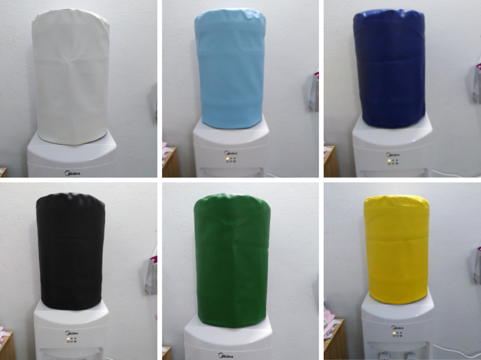 Bao trùm bình nước nóng lạnh với đa dạng màu sắc cho bạn lựa chọn