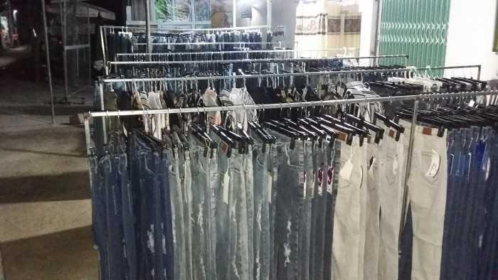 Quần Jean nam giá sỉ tại xưởng sản xuất kiêm đầu nguồn sỉ phân phối cho shop bán lẻ