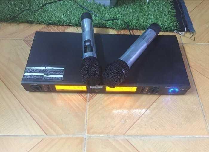 Mic hát karaoke không tích hợp loa