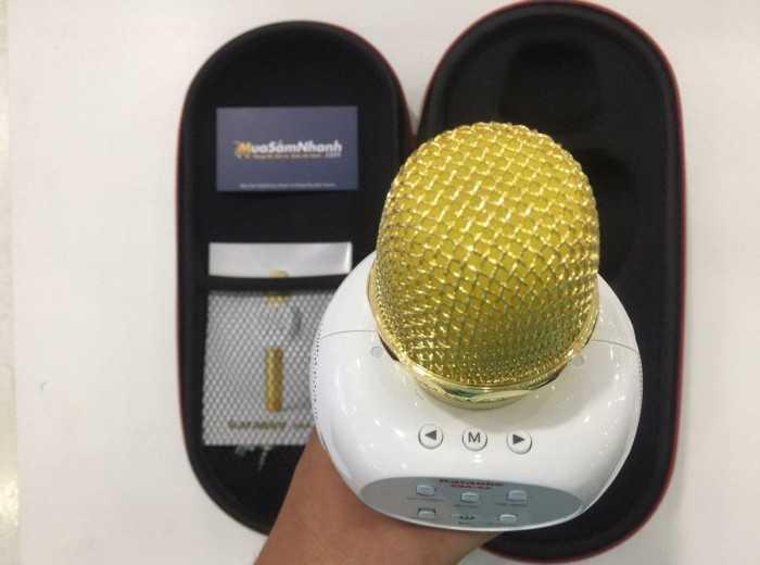 Tư vấn chọn mua các loại micro karaoke tốt, hát hay nhất