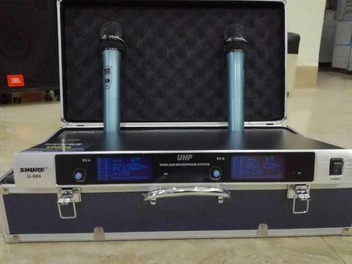 Hướng dẫn cách sử dụng micro karaoke bluetooth, micro không dây