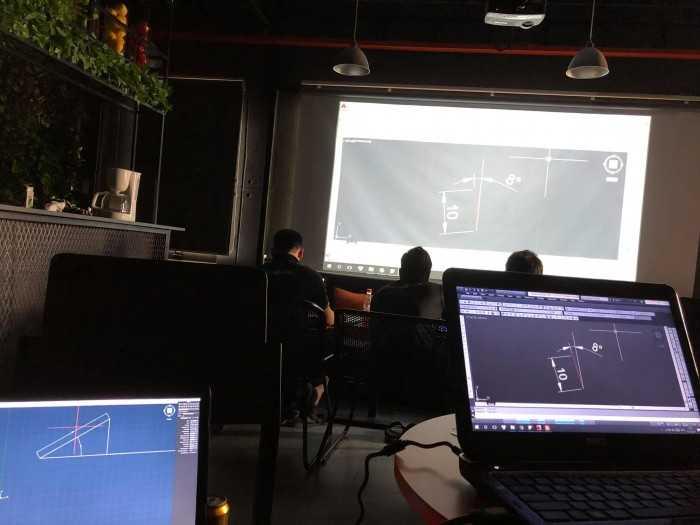 Workshop tự học Autocad cùng Màn hình Led Alta Media (2)