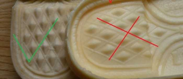 Kết cấu tổ ong dưới đế