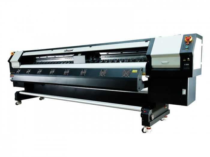 Máy in khổ lớn được ứng dụng rộng rãi trong in ấn quảng cáo